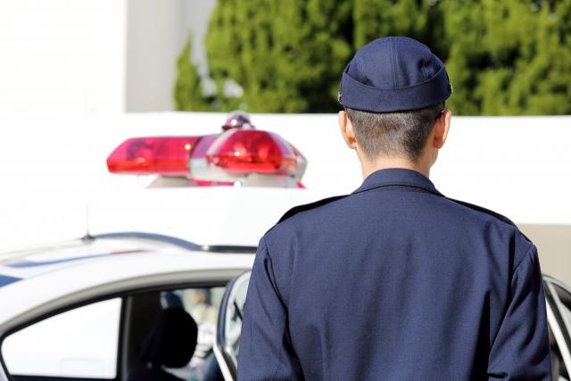 行方不明者が出た場合警察に連絡